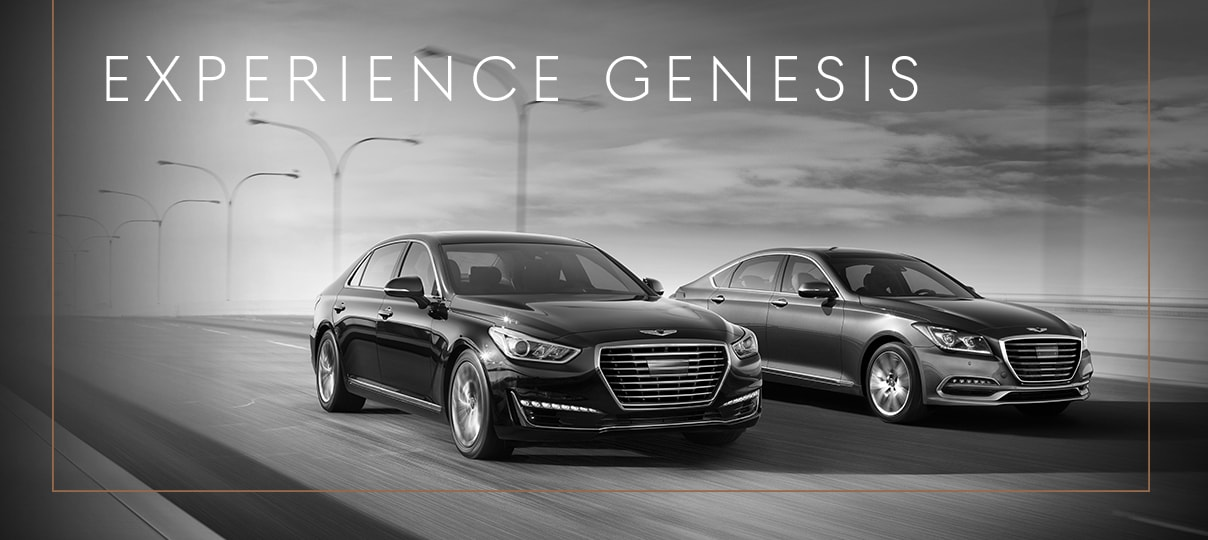 Experience Genesis & Inquire About Leasing A New Genesis Luxury Vehicle Today