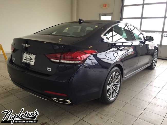 2019 Genesis G80 For Sale In Urbana, IL | G289924