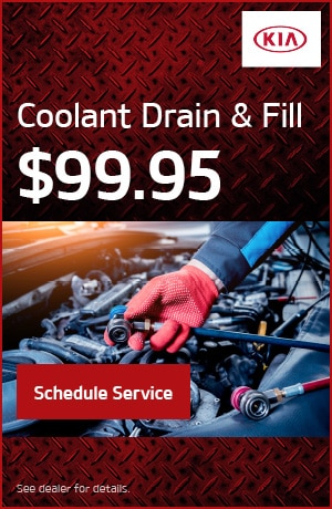 Coolant Drain & Fill