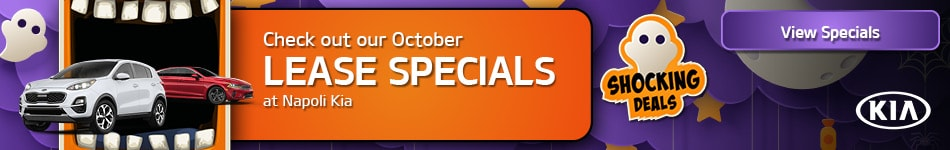 October Specials at Napoli Kia