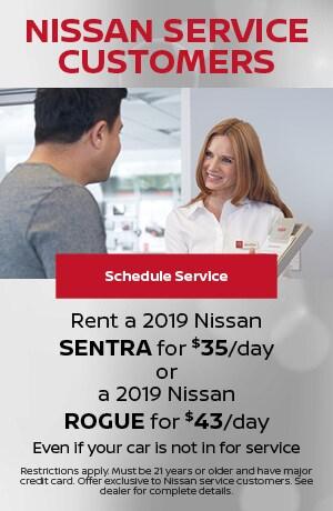 Car Rental Special