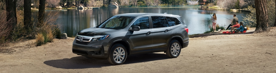 New Honda Pilot SUVs Available in St James NY