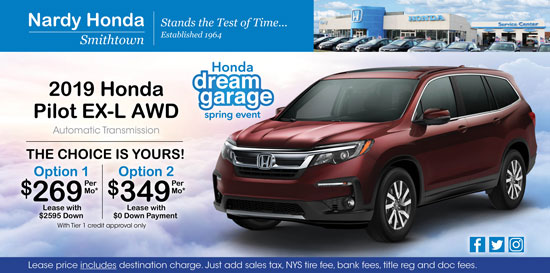 new honda specials at nardy honda smithtown
