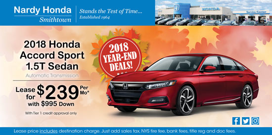 View New Accord Sport Inventory