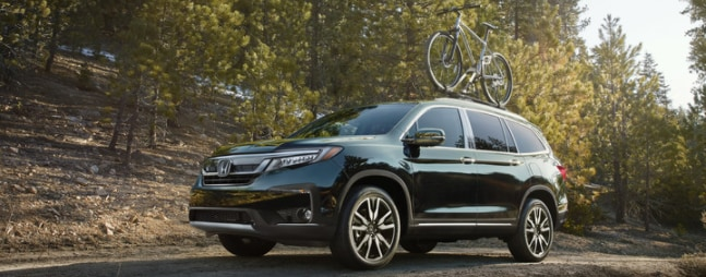Honda Pilot: Take Command