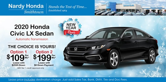 Honda Pilot Lease Calculator >> New Honda Specials At Nardy Honda Smithtown Honda Dealer
