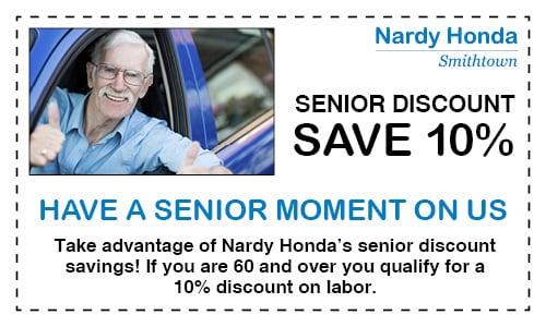 Honda Service Specials | Nardy Honda Smithtown Serving Farmingville