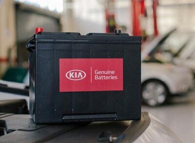 Save 10% on Select Kia Batteries!