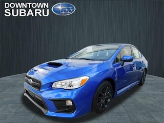 New 2019 Subaru WRX Sedan JF1VA1A64K9826267 Nashville, TN