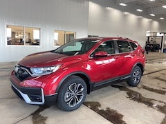 New 2021 Honda CR-V EX AWD SUV for sale in Austinburg OH