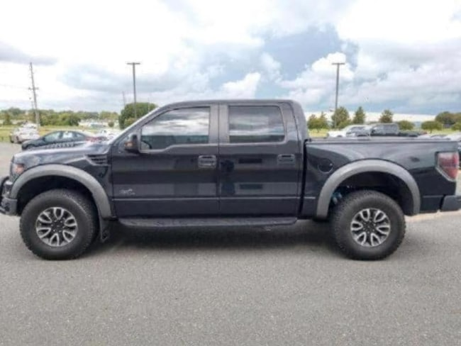 2013 Ford F-150 SVT Raptor Crew Cab Short Bed Truck