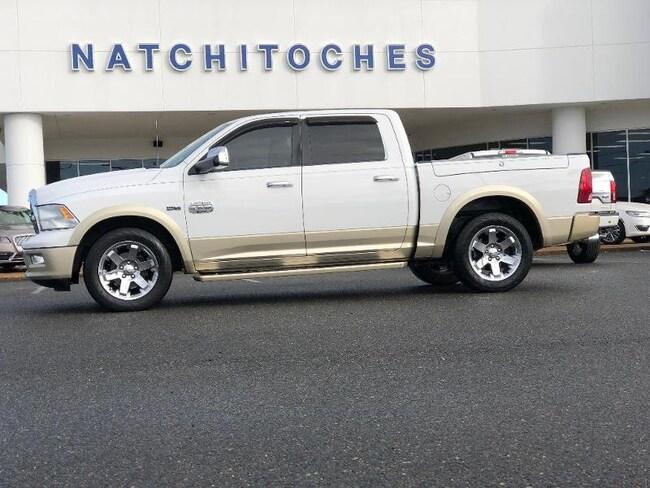 2011 Dodge Ram 1500 Laramie Longhorn Crew Cab Short Bed Truck