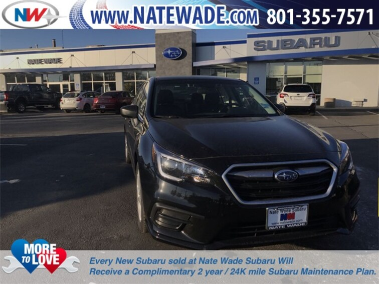 new 2019 Subaru Legacy 2.5i Sedan for sale in salt lake city