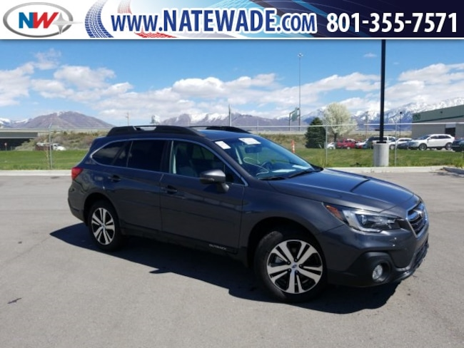 used 2018 Subaru Outback 2.5i Limited SUV for sale in salt lake city