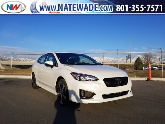 new 2019 Subaru Impreza 2.0i Sport 5-door for sale in salt lake city