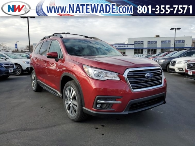 new 2019 Subaru Ascent Limited 7-Passenger SUV for sale in salt lake city