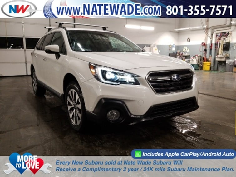 new 2019 Subaru Outback 2.5i Touring SUV for sale in salt lake city