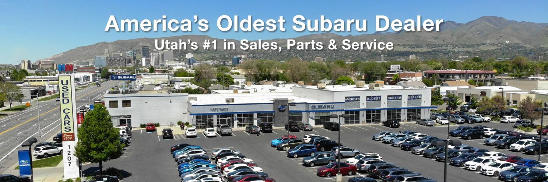 Nate Wade Subaru New Used Car Dealer Salt Lake City Ut Engine Parts Diagram 2000 2 5 Offer