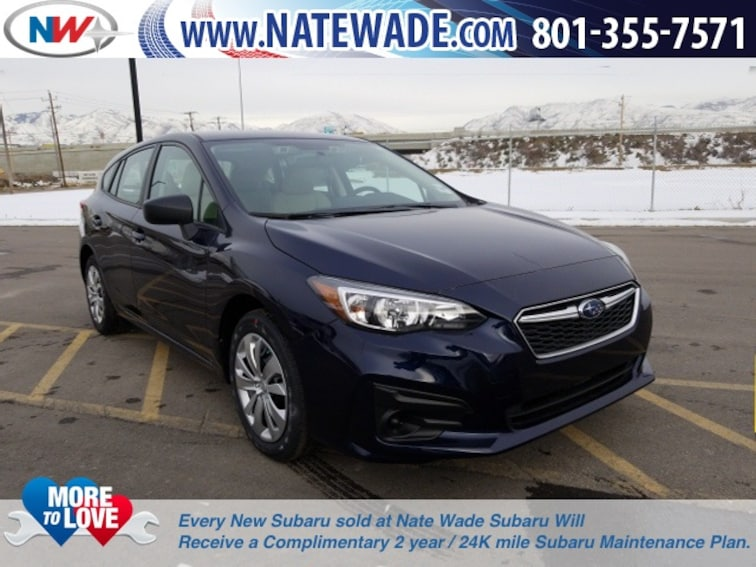 new 2019 Subaru Impreza 2.0i 5-door for sale in salt lake city