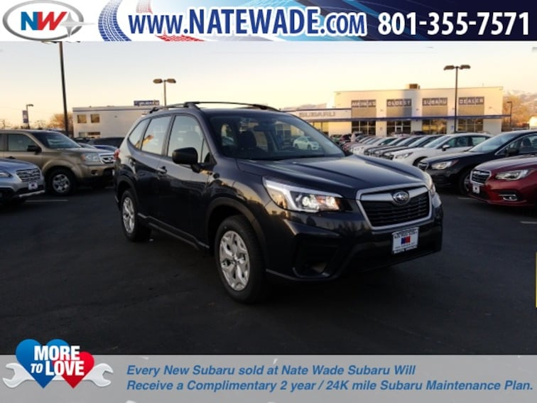 new 2019 Subaru Forester Standard SUV for sale in salt lake city
