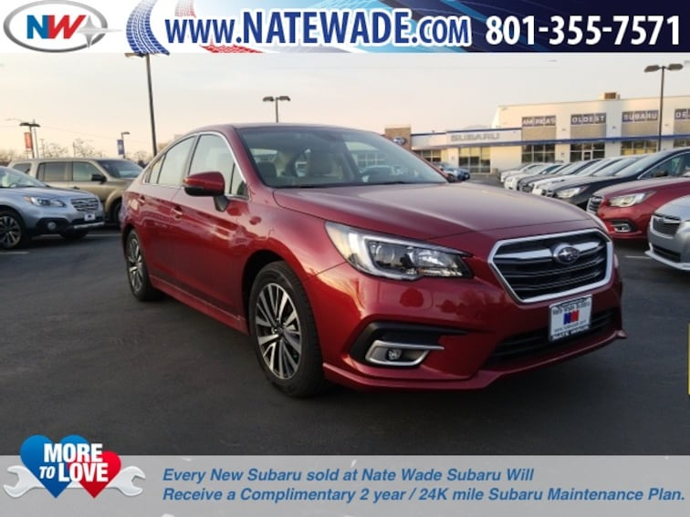 new 2019 Subaru Legacy 2.5i Premium Sedan for sale in salt lake city