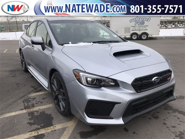 new 2019 Subaru WRX STI Sedan for sale in salt lake city