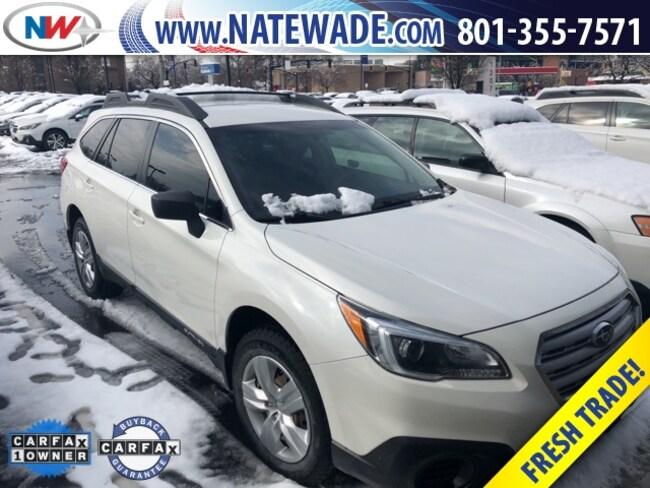 used 2015 Subaru Outback 2.5i SUV for sale in salt lake city