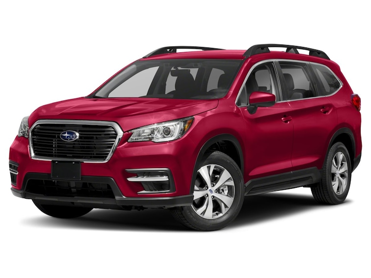 new 2019 Subaru Ascent Limited 8-Passenger SUV for sale in salt lake city