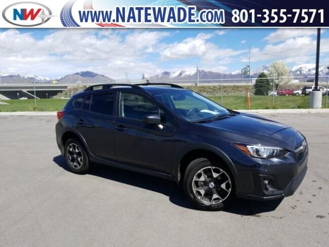 used 2018 Subaru Crosstrek 2.0i Premium SUV for sale in salt lake city
