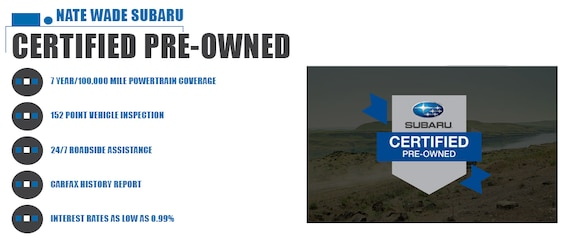 Subaru Certified Pre Owned >> Why Purchase Subaru Certified Pre Owned Salt Lake City