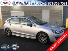 2016 Subaru Impreza 2.0i Sport Limited 5-door for sale in Salt Lake City