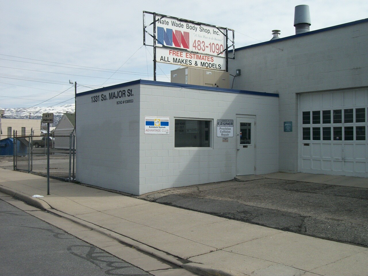 Body Shop Collision Repair Shop In Salt Lake City Free Estimates