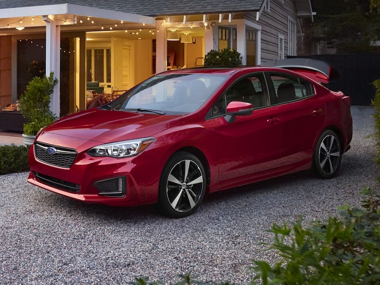 new 2019 Subaru Impreza 2.0i Sedan for sale in salt lake city