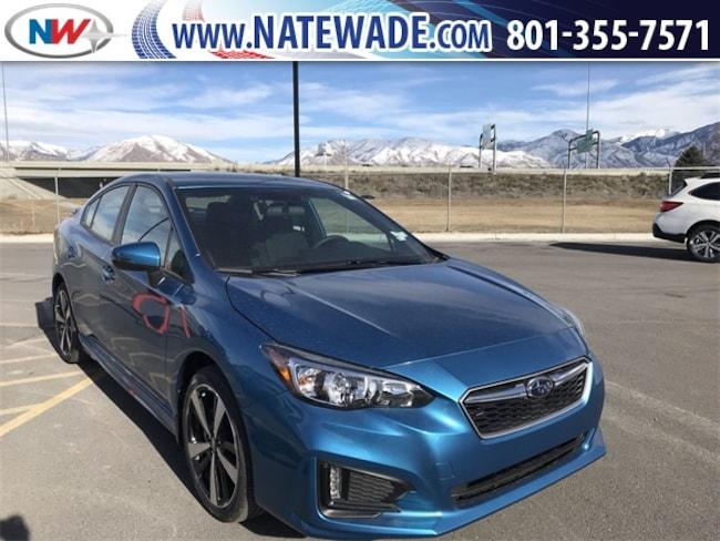 new 2019 Subaru Impreza 2.0i Sport Sedan for sale in salt lake city