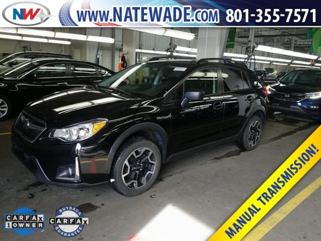 used 2016 Subaru Crosstrek 2.0i SUV for sale in salt lake city