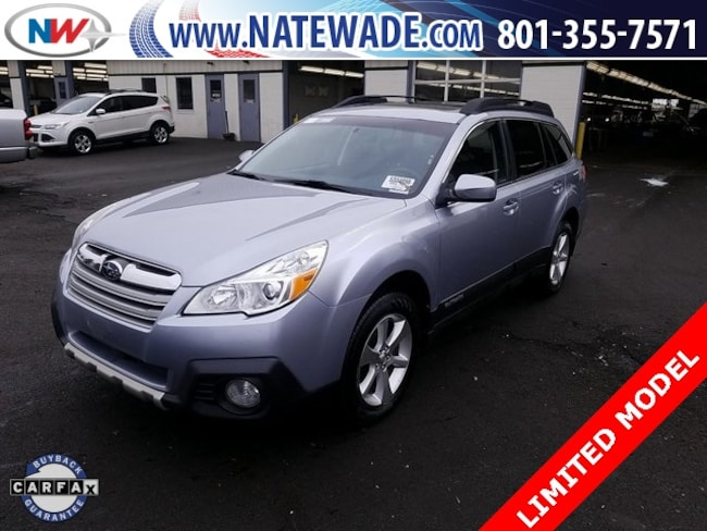 used 2014 Subaru Outback 2.5i Limited SUV for sale in salt lake city
