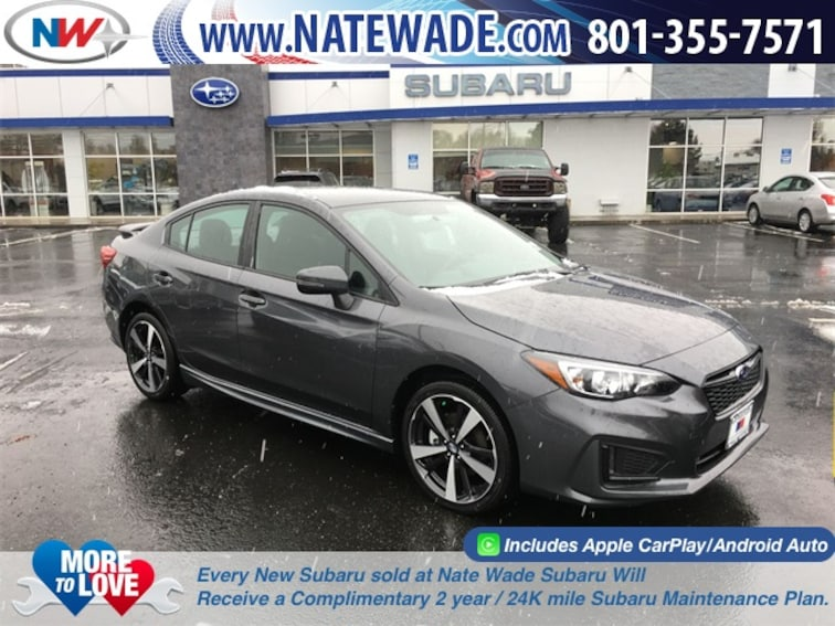new 2019 Subaru Impreza 2.0i Sport Sedan for sale in salt lake city