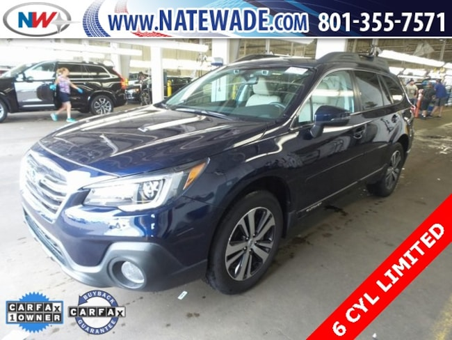 used 2018 Subaru Outback 3.6R Limited SUV for sale in salt lake city