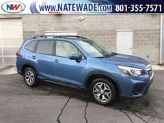2019 Subaru Forester Premium SUV for sale in Salt Lake City