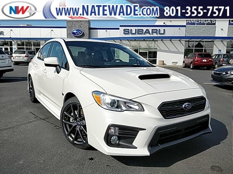 new 2019 Subaru WRX Premium (M6) Sedan for sale in salt lake city