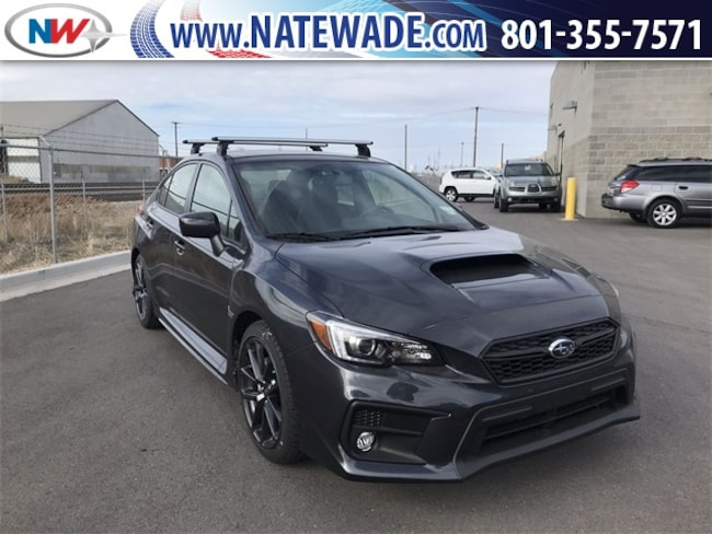 new 2019 Subaru WRX Limited Sedan for sale in salt lake city