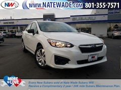 2019 Subaru Impreza 2.0i Sedan for sale in Salt Lake City