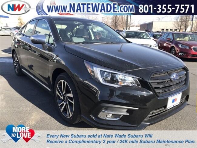 new 2019 Subaru Legacy 2.5i Sport Sedan for sale in salt lake city