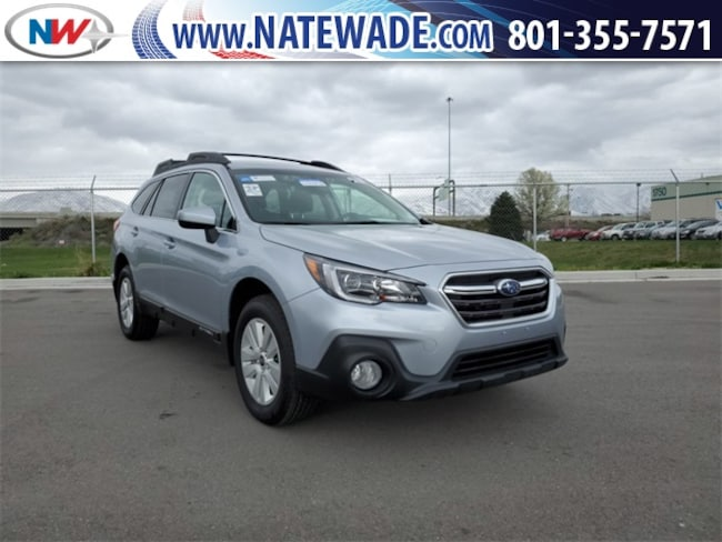 certified pre-owned 2019 Subaru Outback 2.5i Premium SUV for sale in Salt Lake City UT