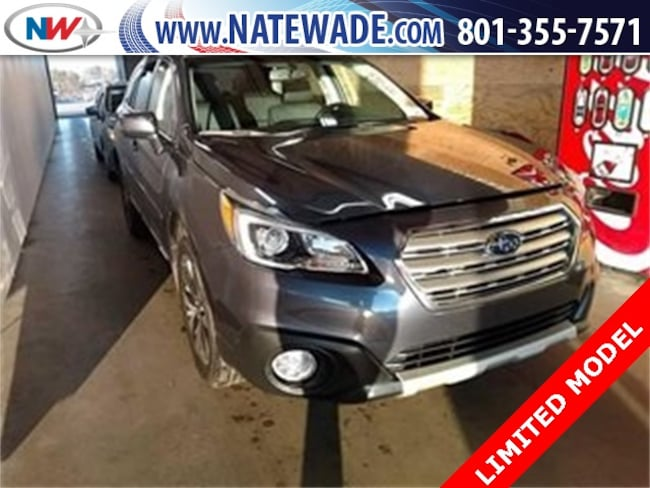 used 2017 Subaru Outback 2.5i Limited SUV for sale in salt lake city