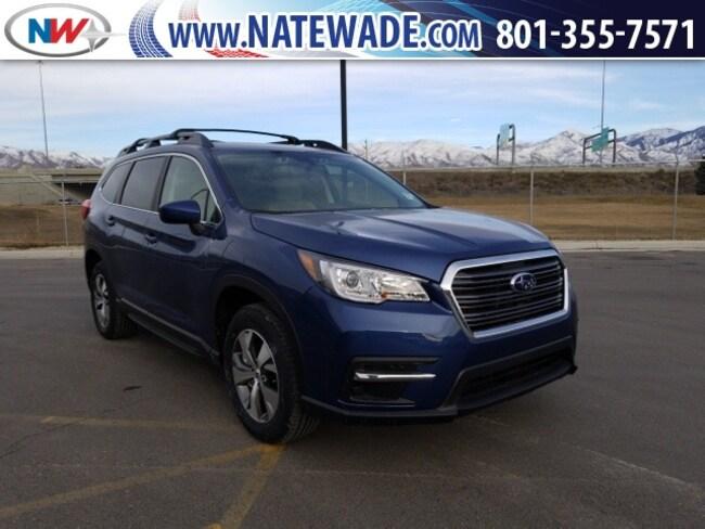 new 2019 Subaru Ascent Premium 8-Passenger SUV for sale in salt lake city