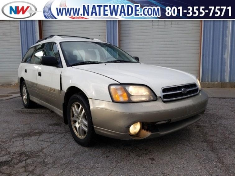 used 2001 Subaru Outback 2.5 Base Wagon for sale in salt lake city