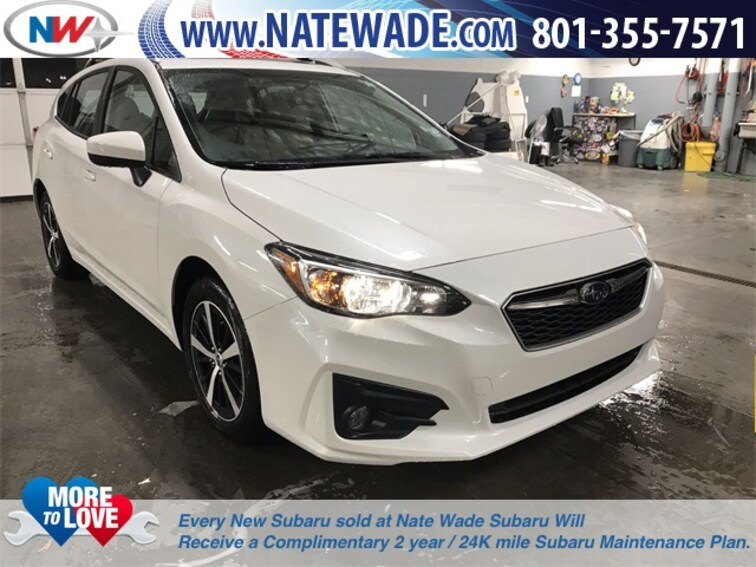 new 2019 Subaru Impreza 2.0i Premium 5-door for sale in salt lake city
