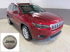 2019 Jeep Cherokee Latitude SUV Jacksonville NC