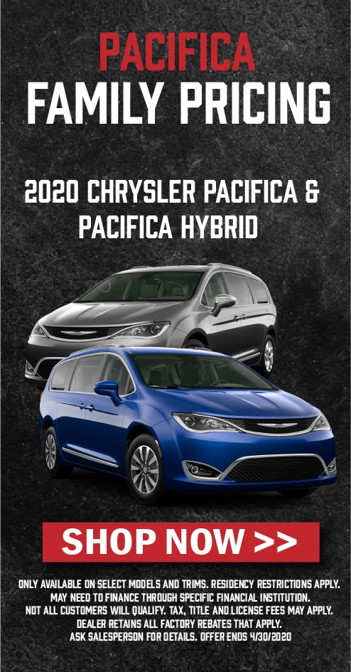 Pacifica Family Pricing